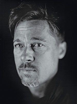 Stary Brad Pitt bez retuszu (FOTO)