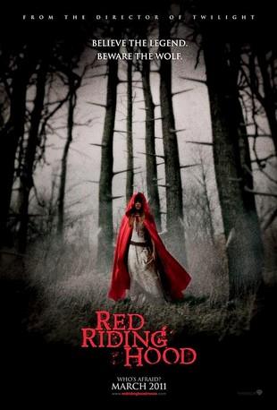 Amanda Seyfied - najseksowniejszy Czerwony Kapturek (FOTO)