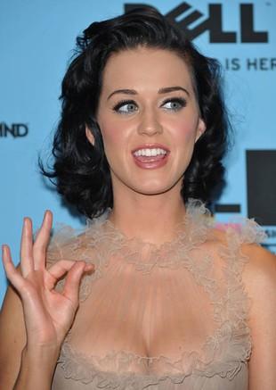 Katy Perry nie mogła oglądać Smerfów