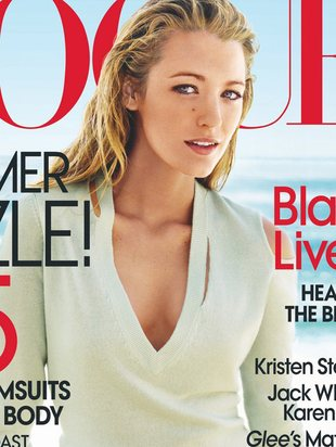 Blake Lively dla Vogue (FOTO)