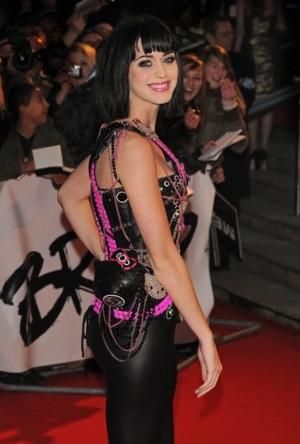 Katy Perry odebrała nagrodę a potem zwymiotowała