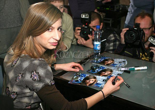 Magda Schejbal zbiera deski