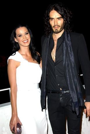 Katy Perry i Russell Brand są na diecie detoksykującej