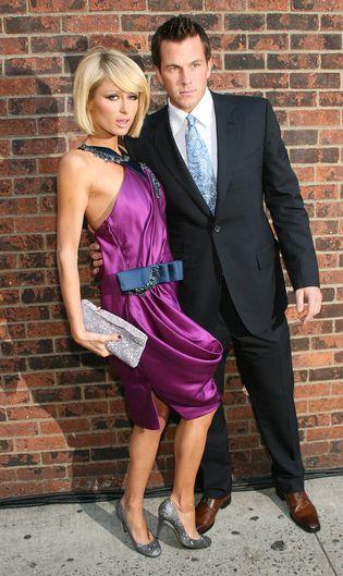 Paris Hilton błaga o powrót do byłego faceta