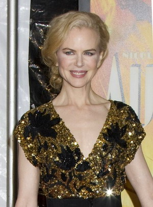 Nicole Kidman i plażowa sesja dla Vogue