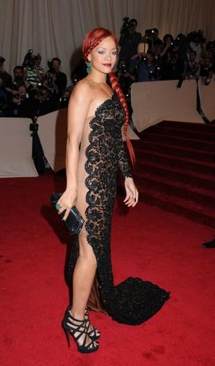 Rihanna wykurzyła Megan Fox