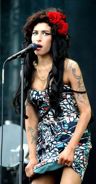 Amy Winehouse jest celem dla terrorystów