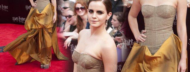 Emma Watson znów zaskoczyła kreacją (FOTO)