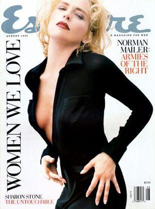 Sharon Stone: Moje życie uczuciowe jest jak pustynia Mojave