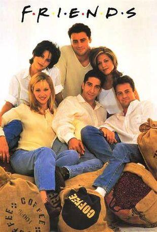 """Serial """"Przyjaciele"""" obchodzi 20. urodziny!"""
