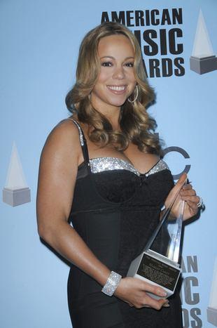 Błyskawiczne odchudzanie Mariah Carey