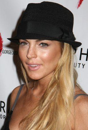 Samantha Rosnon zabroniła Lindsay Lohan opalenizny