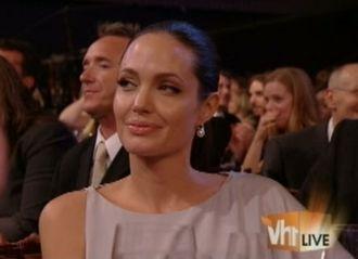 Jak Angelina Jolie robi dobrą minę do złej gry