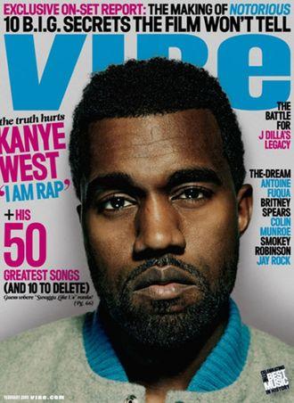 Kanye West: Nie wyglądam tak staro!