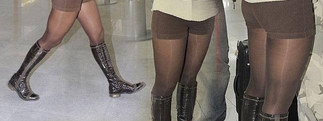 Czyje to nogi? (FOTO)