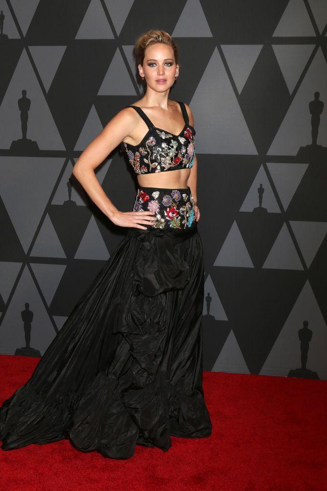 Oceniamy styl Jennifer Lawrence