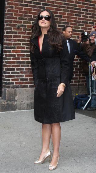 Anja Rubik użyczyła ciała Demi Moore!