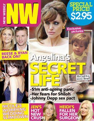 Angelina Jolie to egocentryczna psycholka!