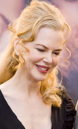 Nicole Kidman ujeżdzała kanapę
