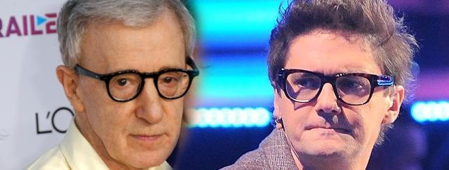 Kuba Wojewódzki zagra rolę Woody'ego Allena