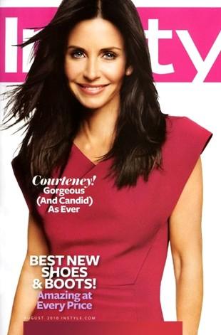 Courtney Cox: Czasem stosuję Botox