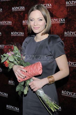 Magdalena Boczarska na premierze Różyczki (FOTO)
