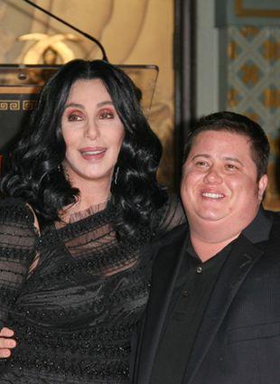 Cher podziwia syna, który kiedyś był córką