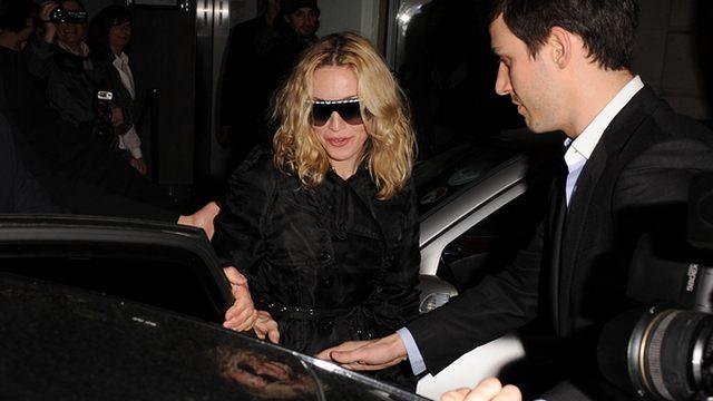 Madonna ma anemię