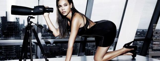 Seksowna Beyonce w sesji dla magazynu Giant (FOTO)