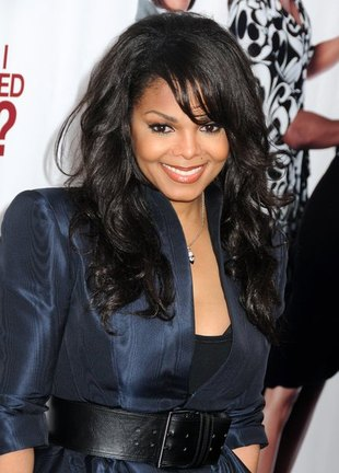 Janet Jackson obcięła włosy