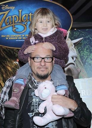 Piotr Gąsowski pokazał córeczkę (FOTO)