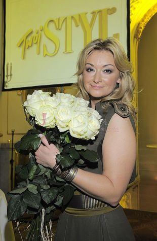 Martyna Wojciechowska kobietą roku (FOTO)
