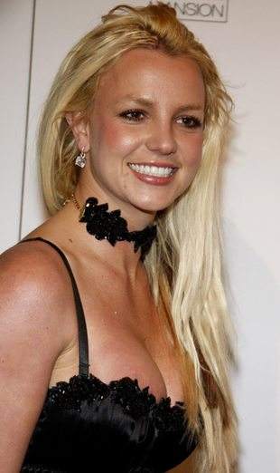 Britney Spears w bikini