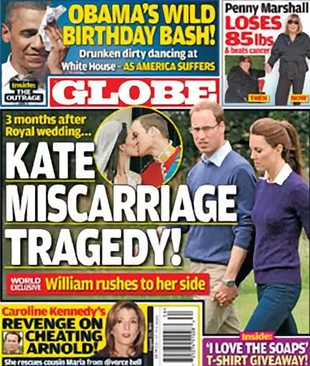 Kate Middleton nie pije już alkoholu