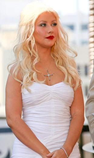 Christina Aguilera: Nie wstydzę się sikać do wiadra