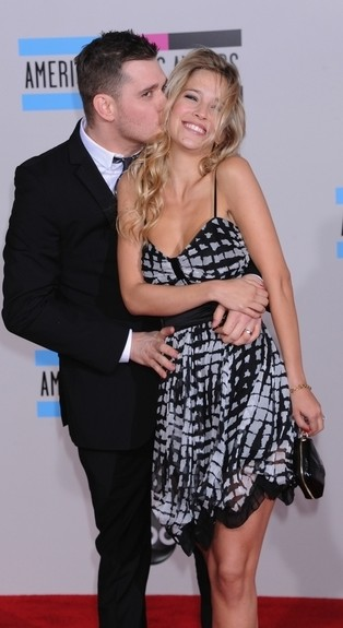 Michael Buble i Luisana Lopilato pobrali się!