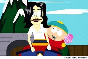 Duch Michaela Jacksona w South Park