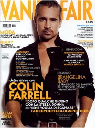 Colin Farrell z dwiema kobietami swego życia…