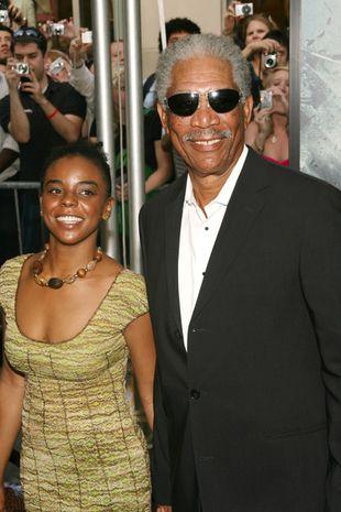 Morgan Freeman spał z własną wnuczką!