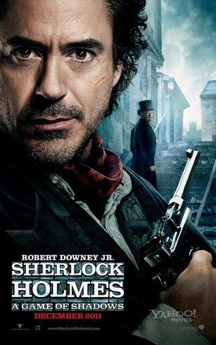 Jest trailer drugiej części Sherlocka Holmesa [VIDEO]