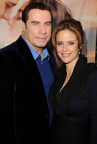 John Travolta i Kelly Preston mają synka