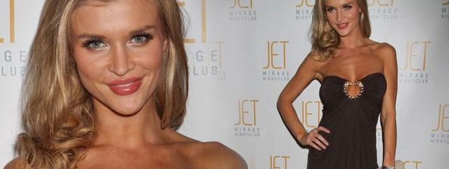 Joanna Krupa na żywo równie sexy jak w Playboyu (FOTO)