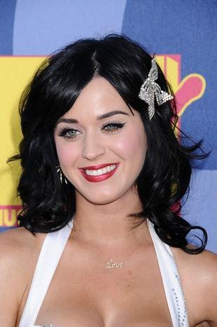 Katy Perry jako seksowna Mikołajka