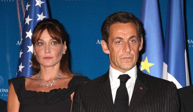 Sarkozy i Bruni – to koniec?