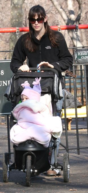 Ben Affleck i Jennifer Garner nazwą córkę Serafina