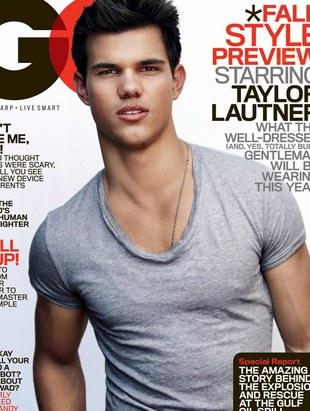 Już-nie-takie-dziecko Taylor Lautner w GQ (FOTO)