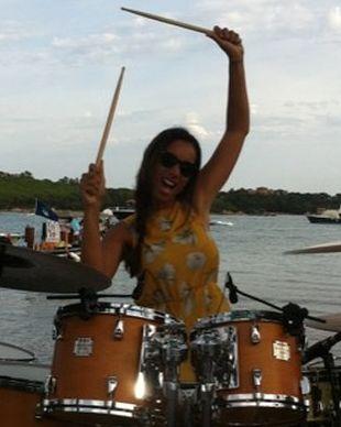 Leona Lewis chwali się nową figurą (FOTO)