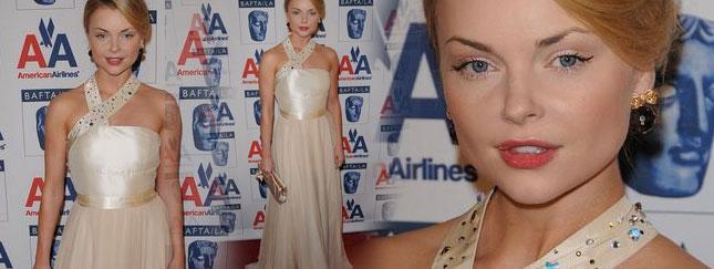 Iza Miko - blichtr na gali 18th Annual BAFTA
