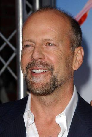 Bruce Willis nigdy się nie ponaciąga