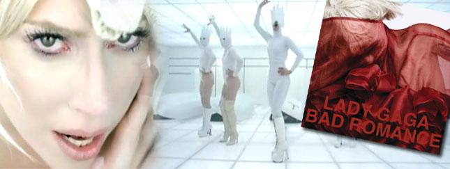 Lady Gaga - Bad Romance - fragment teledysku